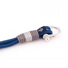 Nautical bracelet sterling silver shackle CNA 506